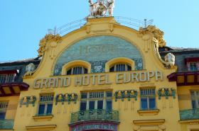 Grand Hotel Evropa v Praze