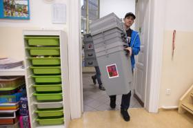 Příprava na volby
