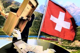Švýcarské referendum