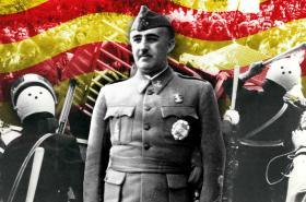Franco a represe vůči Katalánsku