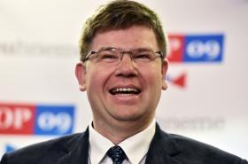 Jiří Pospíšil, nový předseda TOP 09