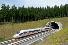 Vysokorychlostní trať  Lipsko–Norimberk