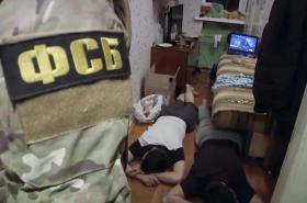 Zatýkání podezřelých z plánování útoku v Petrohradě