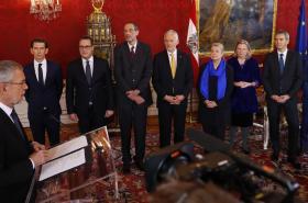 Nová rakouská vláda