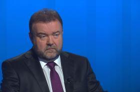 Zpravodaj ČT Miroslav Karas