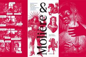 Stránky z knihy Renáty Fučíkové Molière &