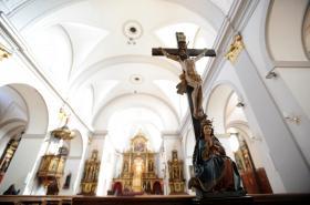 Poutní areál Hora Matky Boží u Králík (Dolní Hedeč) s kostelem Nanebevzetí Panny Marie