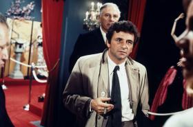 Peter Falk v seriálu Columbo