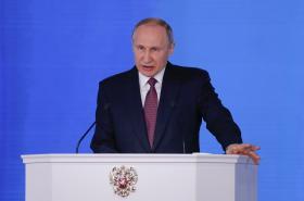 Vladimir Putin o stavu země