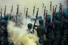 Speciální jednotka Srí Lanky