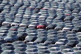 Odstavené vozy Volkswagenu