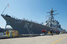 Americký torpédoborec USS Bulkeley