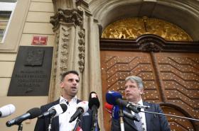 Jiří Zimola a Roman Onderka