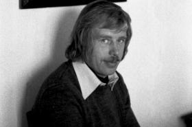 Václav Havel v roce 1977
