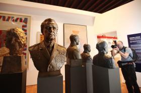 Výstava Doteky státnosti