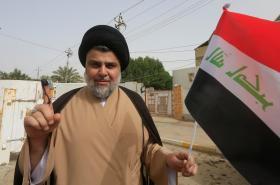 Duchovní Muktada Sadr