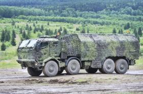 Nákladní automobil Tatra