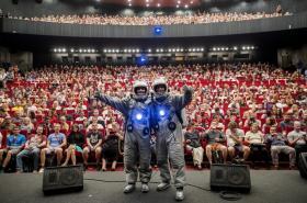 Úvod k filmu Mars na 53. MFF Karlovy Vary