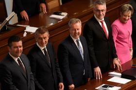 Vláda Andreje Babiše ve sněmovně