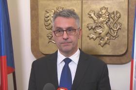 Ministr obrany Lubomír Metnar (za ANO)