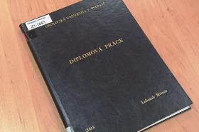 Diplomová práce Lubomíra Metnara