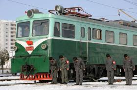 Severokorejský vlak