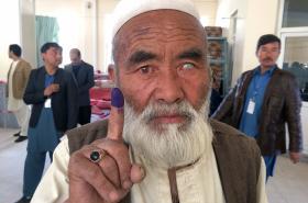 Druhý den parlamentních voleb v Afghánistánu