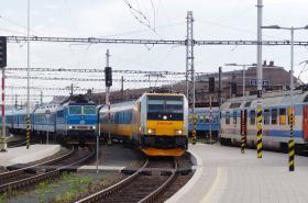 Provoz v Brně