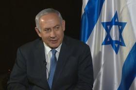 Benjamin Netanjahu poskytl rozhovor České televizi