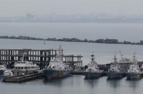 Ukrajinské lodě