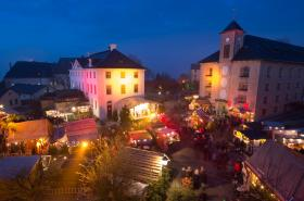 Vánoční trhy v pevnosti Königstein
