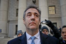 Bývalý právník prezidenta Trumpa Michael Cohen