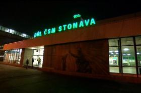 Důl ČSM ve Stonavě na Karvinsku