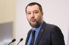 Matteo Salvini v Polsku