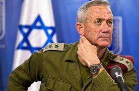 Izraelský generál Benny Gantz