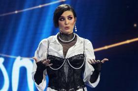 Ukrajinská zpěvačka Maruv