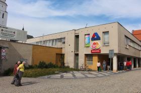 Obchodní dům Prior Krnov