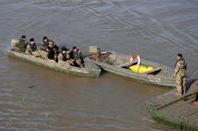 Pátrání na Dunaji