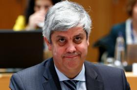 Šéf euroskupiny Mario Centeno