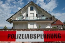 Vila, ve které byl začátkem června Wlter Lübcke zavražděn