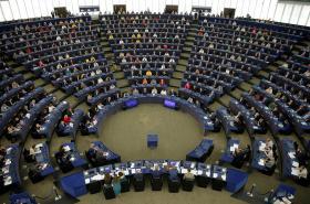 Zasedání europarlamentu