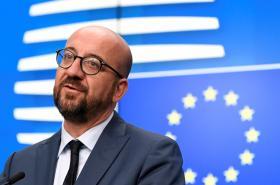 Budoucí šéf Evropské rady Charles Michel