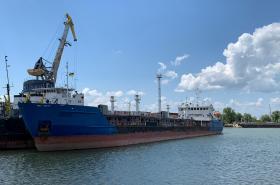 Zadržený ruský tanker Nika Spirit