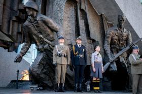 Polsko si připomíná výročí Varšavského povstání