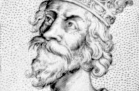 Český král Václav IV.