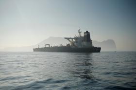 Grace 1 u Gibraltaru