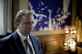 Marek Daniel jako Václav Havel