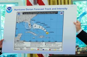 Upravená trasa, kde hurikán ohrožuje i Alabamu
