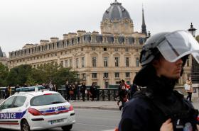 Policejní prefektura v Paříži