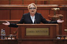 Rumunská premiérka Viorica Dancilaová